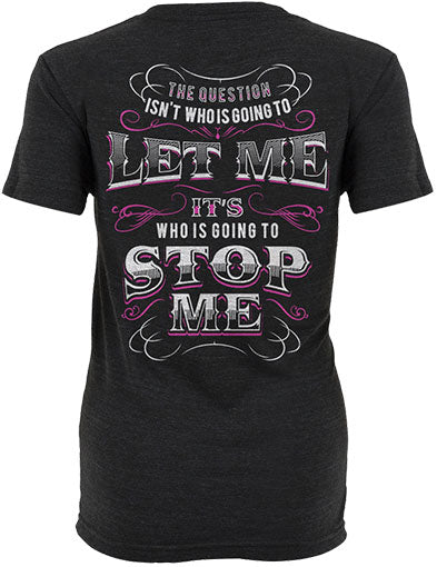 Going To Stop Me Shirt