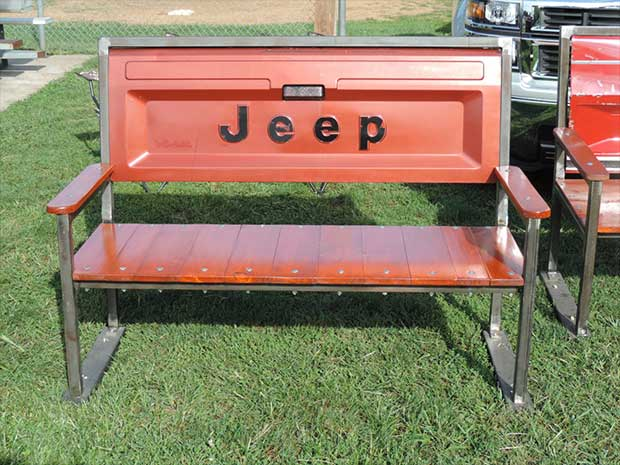 10 Truck Tailgate Benches Real Country Ladies