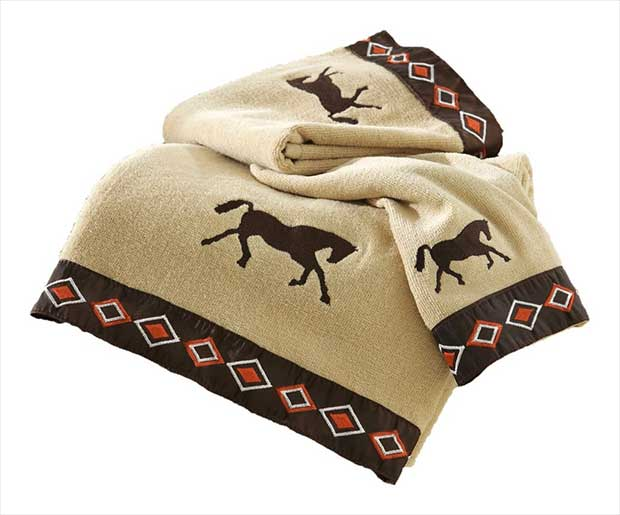 Country Western Towel Set