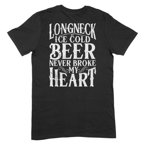 Longneck Ice Cold Beer Apparel