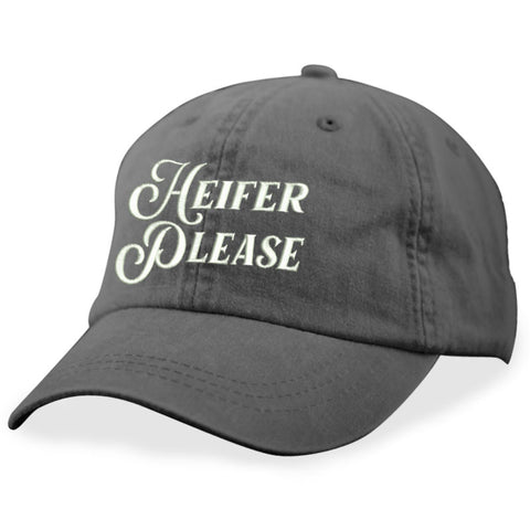 Heifer Please Hats