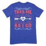 Take Me As I Am Apparel