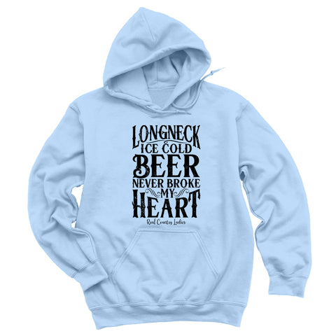 Longneck Ice Cold Beer Hoodies & Long Sleeves