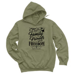 Faith Family Friends Hoodies & Long Sleeves