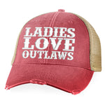 Ladies Love Outlaws Hat