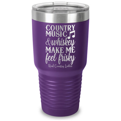 $12 SPECIAL - Country Music And Whiskey Laser Etched Tumbler
