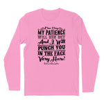 Punch You In The Face Hoodies & Long Sleeves