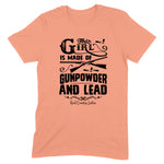 Gunpowder And Lead Front Apparel