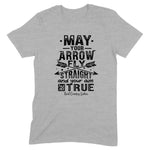 Arrow Fly Straight Front Apparel