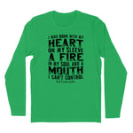 A Mouth I Can't Control Hoodies & Long Sleeves