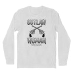 Outlaw Woman Hoodies & Long Sleeves