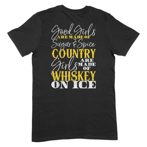 Whiskey On Ice Apparel