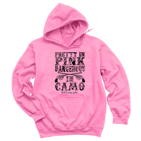 Pretty In Pink Hoodies & Long Sleeves