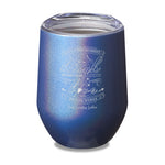 Live Laugh Love Laser Etched Tumbler