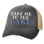 Take Me To The Lake Hat