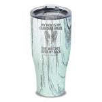 My Mom Is My Guardian Angel Laser Etched Tumbler
