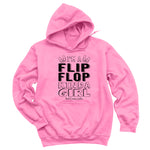 I'm A Flip Flop Kinda Girl Hoodies & Long Sleeves
