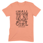 Small Town Girl Front Apparel