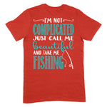 I'm Not Complicated Apparel
