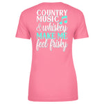Country Music And Whiskey Apparel
