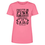 Pretty In Pink Front Apparel