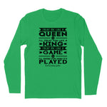 Like A Queen Hoodies & Long Sleeves