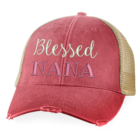 Blessed Nana Hat
