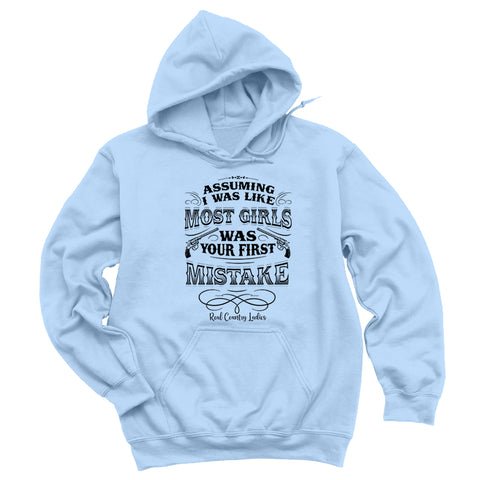 Your First Mistake Hoodies & Long Sleeves