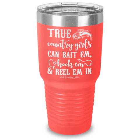 True Country Girls Laser Etched Tumbler