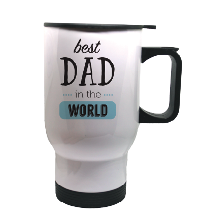 Best Dad in the world- Termo Café