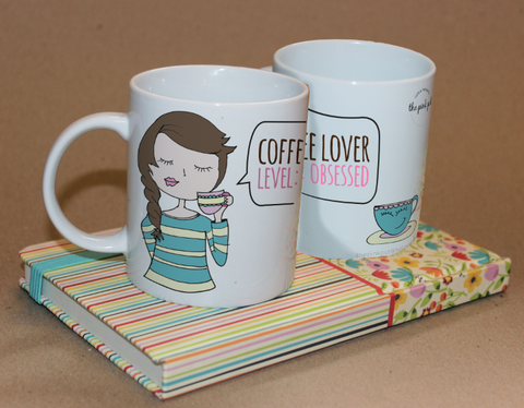 Coffee Lover: Level Obsessed