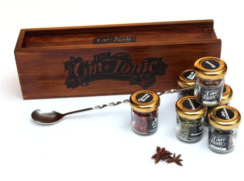 The Gin Tonic - Botanics Kit
