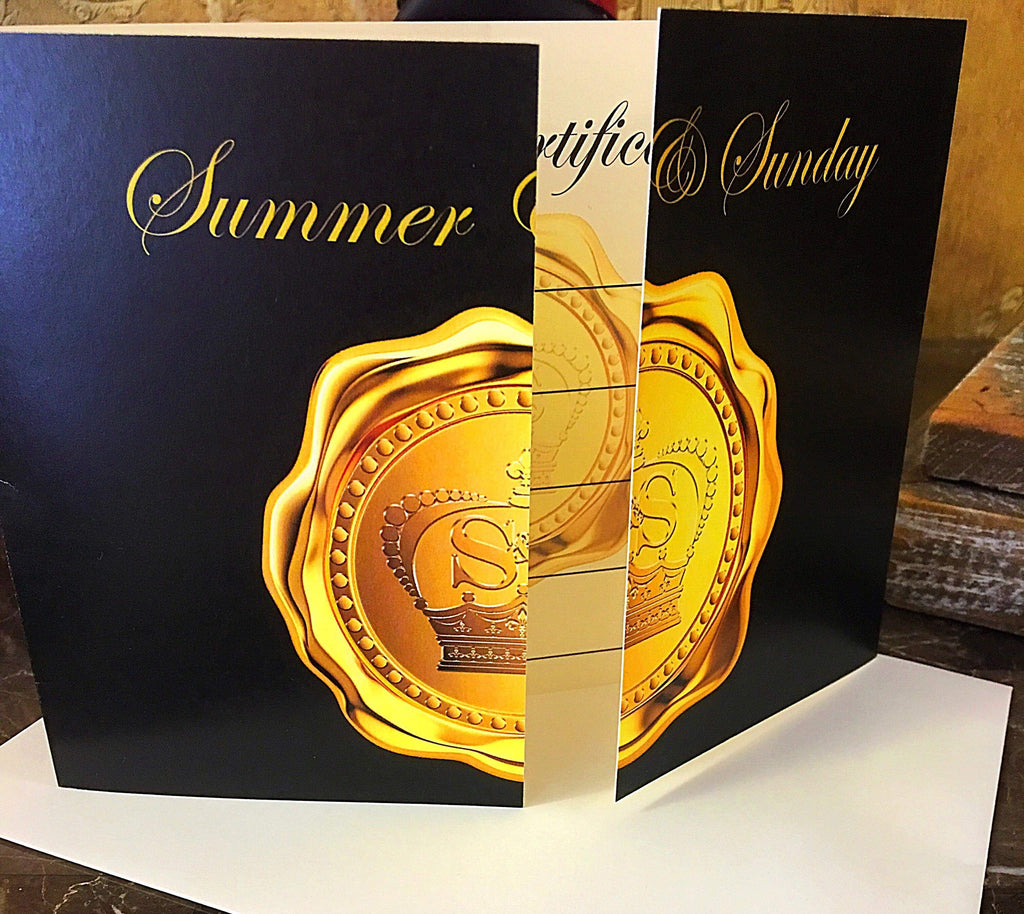Gift Card - Summer & Sunday LLC