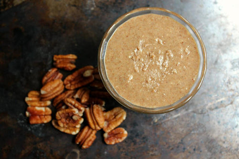 How to Make and Use Pecan Butter
