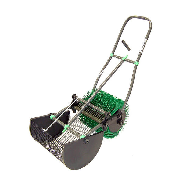 "12"" Classic Flip-Up Macadamia Harvester"
