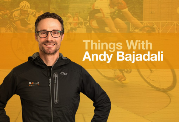 12 Things With Andy Bajadali, Team Director