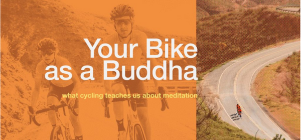 Your Bike As a Buddha