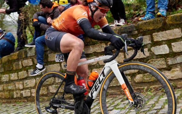 Hosking Blitzes Omloop Cobbles for Top 10