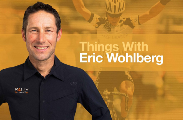 12 Things With Eric Wohlberg