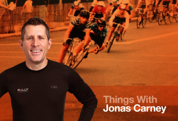 13 Things With Jonas Carney, Performance Director