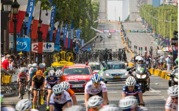 From Virtual to Reality - Women Invited to La Course by Le Tour de France