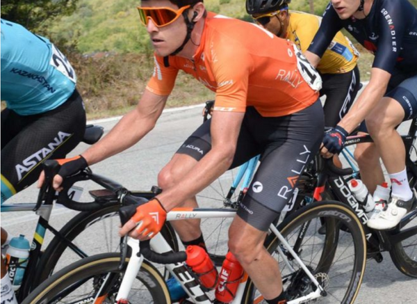 Mannion Earns Top 10 Overall at Coppi e Bartali