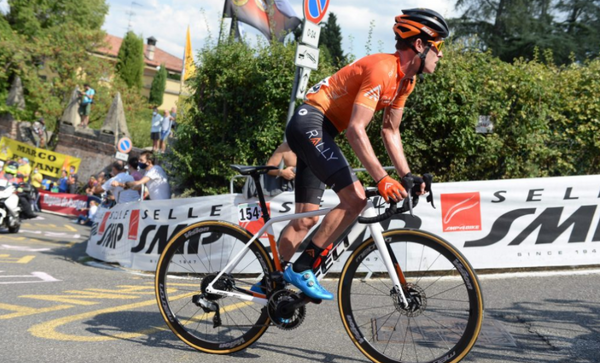 Mannion Climbs up Coppi e Bartali Standings