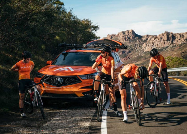Cycling Team Cars: A Race Within a Race