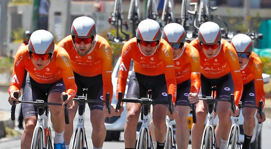 Team Fights for TTT Podium in Colombia