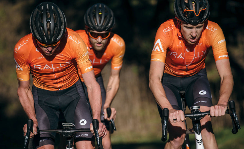 Rally Cycling Heads to Europe with Winning Ambitions