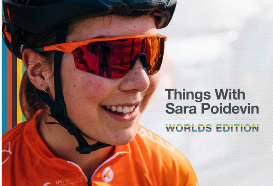 13 Things With Sara Poidevin