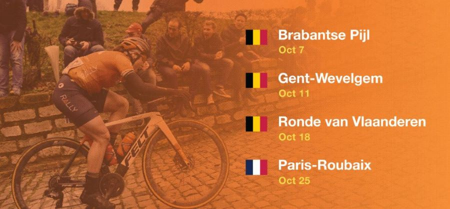 Upcoming October 2020 Races - Rally Cycling