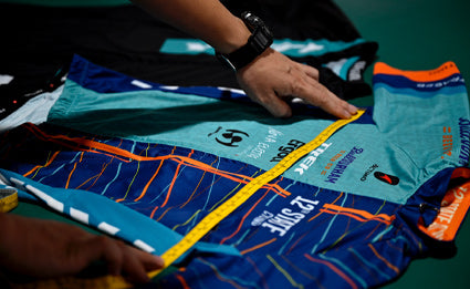 Custom Cycling Clothing factory photo