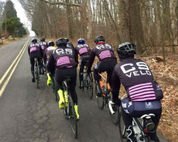 CS Velo Pactimo Custom Cycling Kits